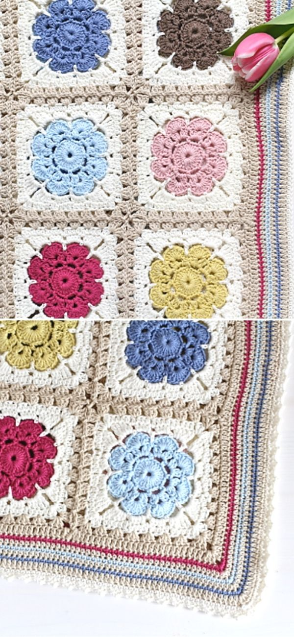 Maybelle Baby Blanket