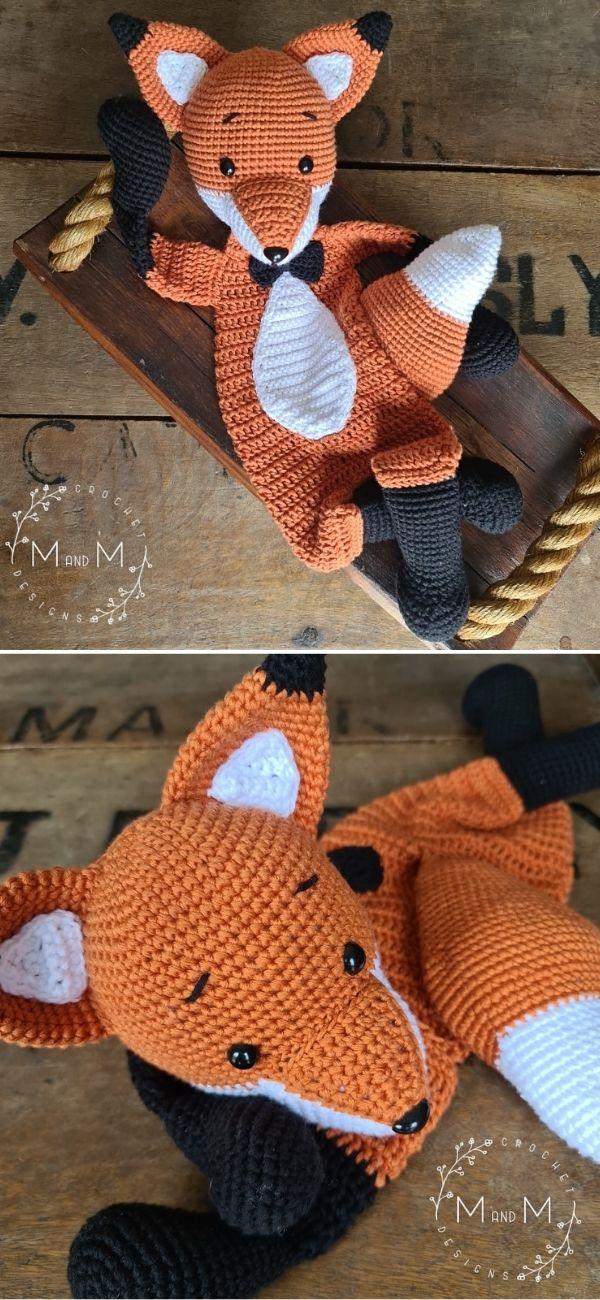 Melly Teddy Ragdoll Mr Fox