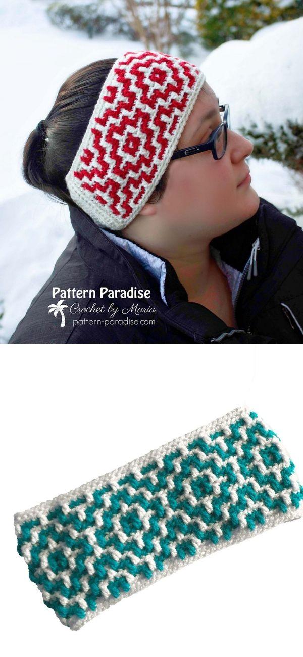 Mosaic Headband