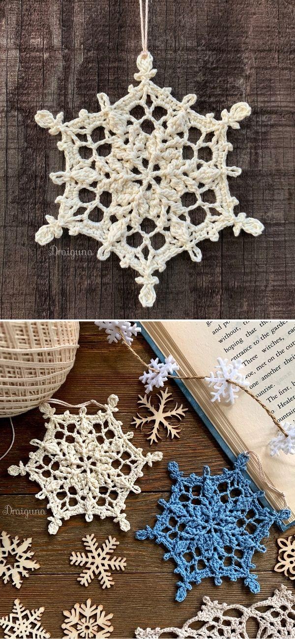 Winter Dream Snowflake