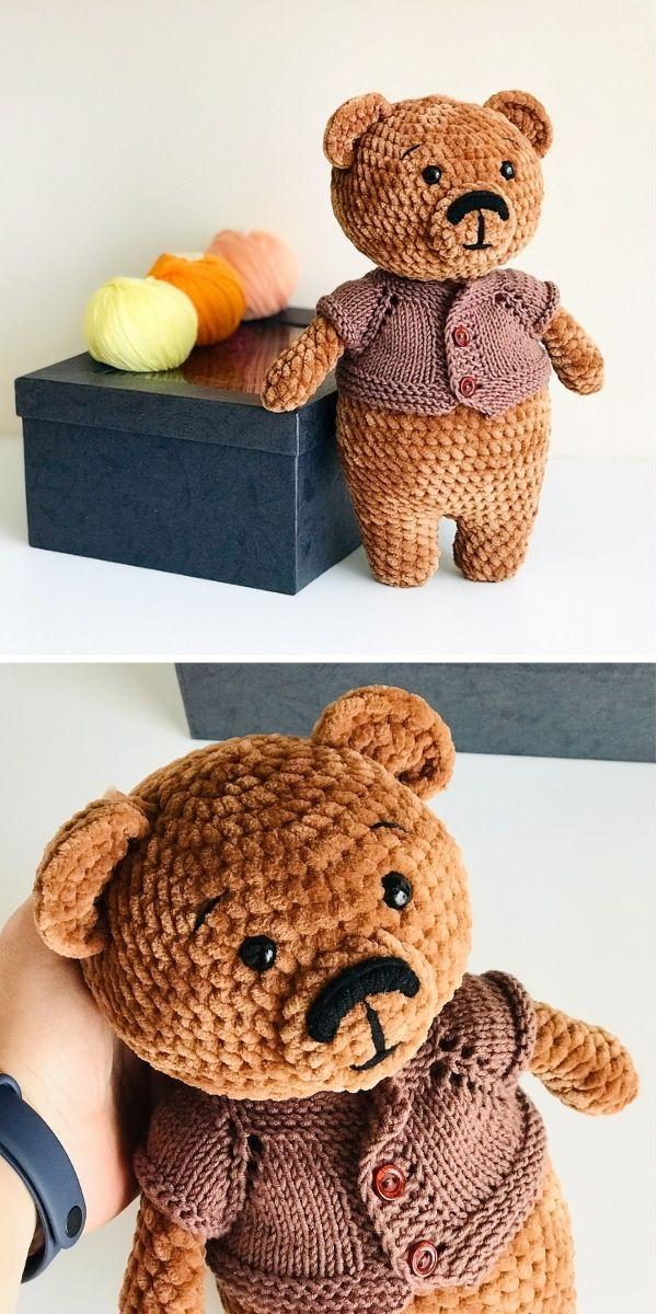 1Teddy Bear Toy