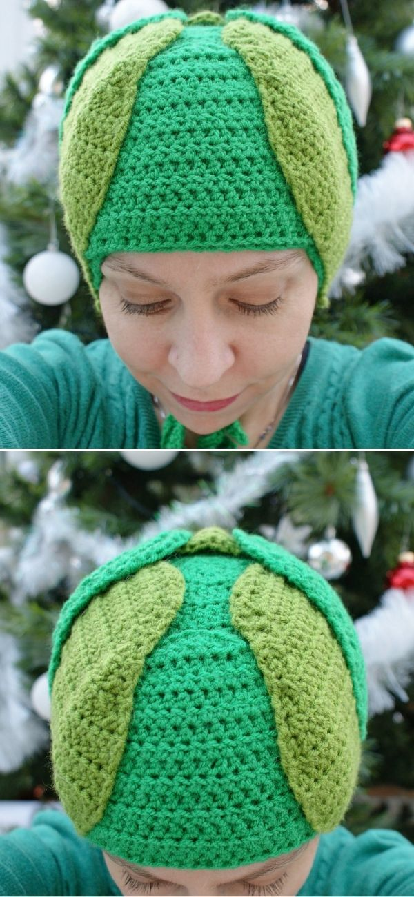 Brussels Sprout hat