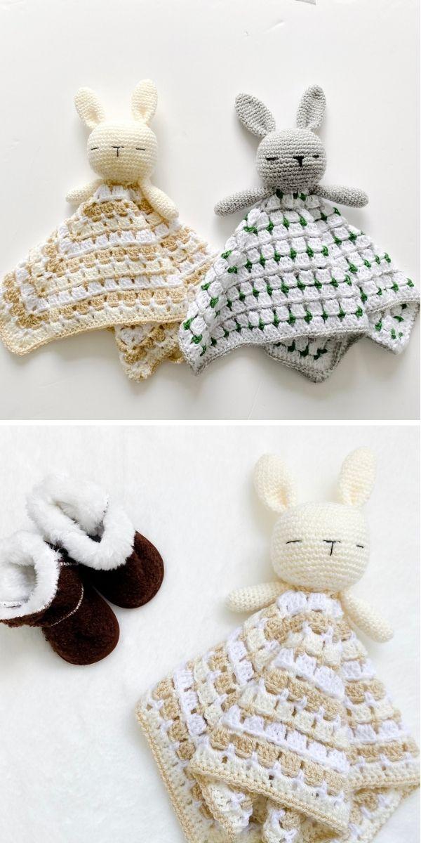 Bunny Baby Lovey