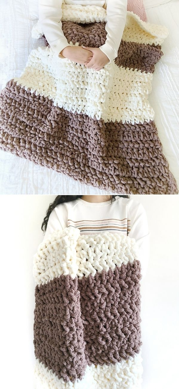 Crochet Weighted Blanket