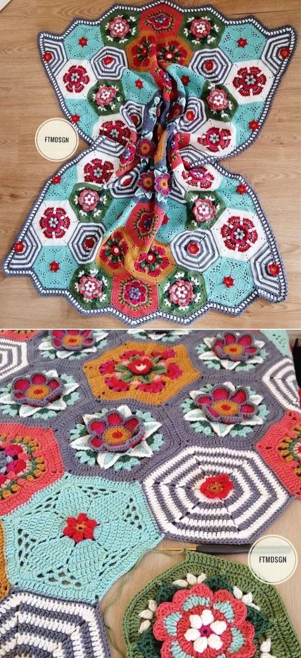 frida's blanket
