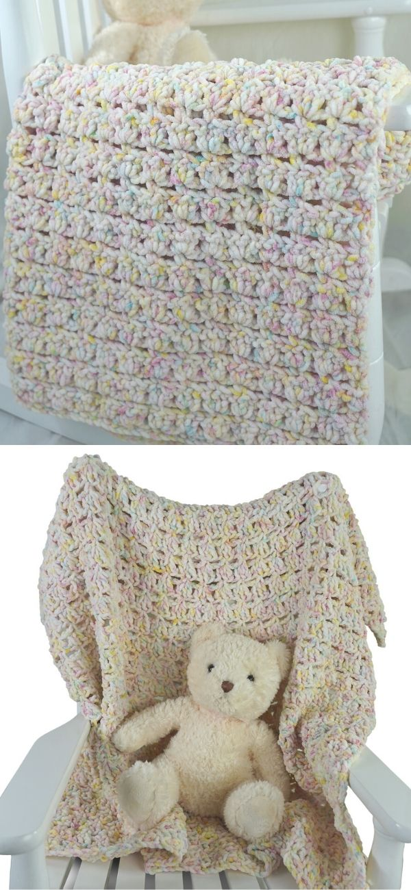 Plufftastic Baby Blanket