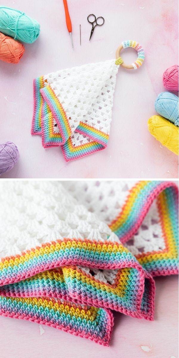 Prism Baby Lovey