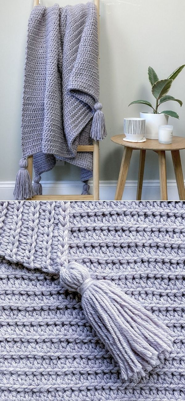 Twilight Haze Blanket