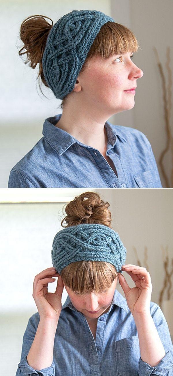 Cascina Cabled Headband