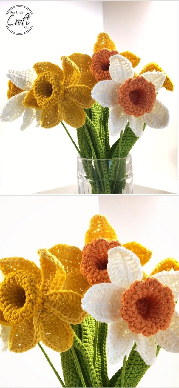 Daffodil Pattern - Free Only For Limited Time!