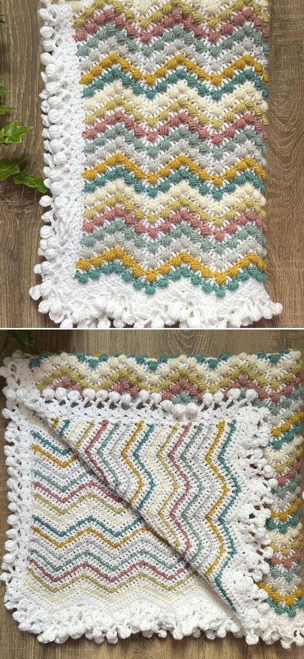Dizzy Bobble Blanket