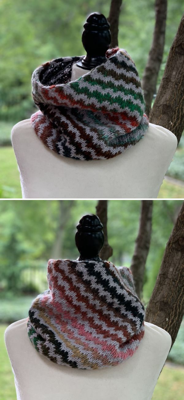 Just Wiggle It Cowl