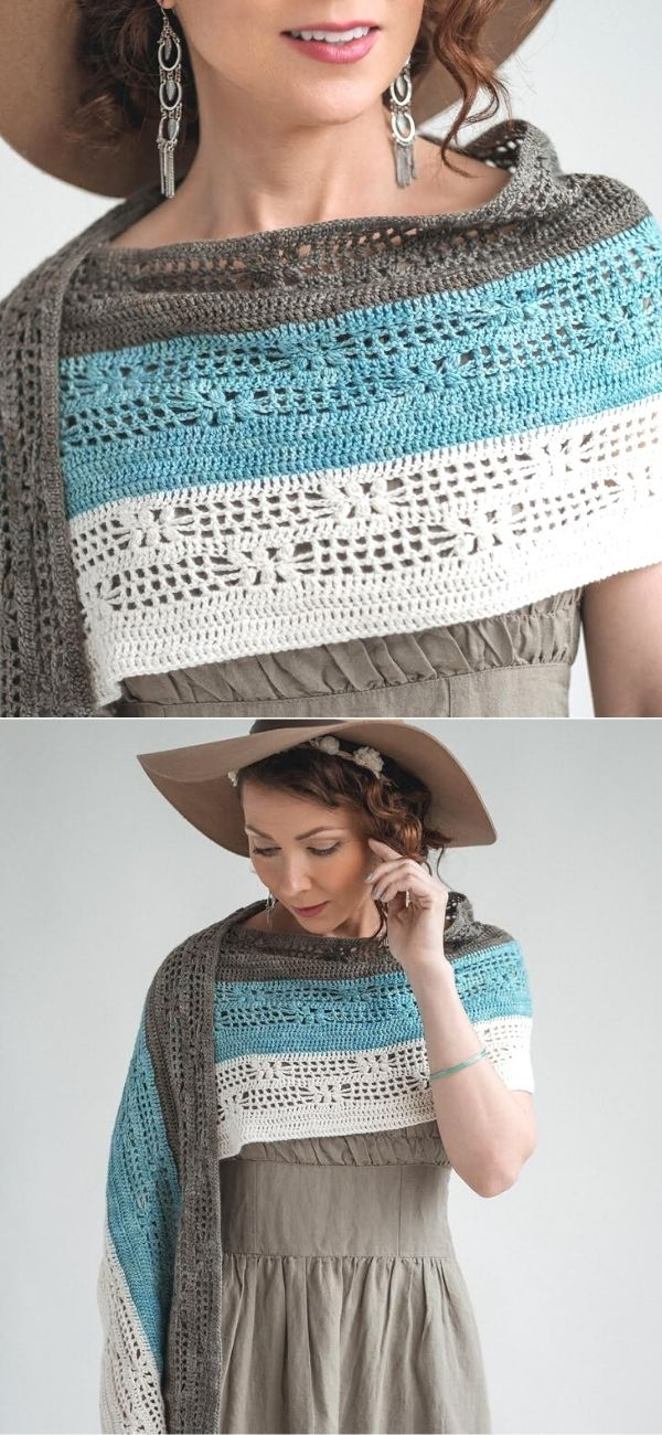 Palometa Shawl Free For a Limited Time!