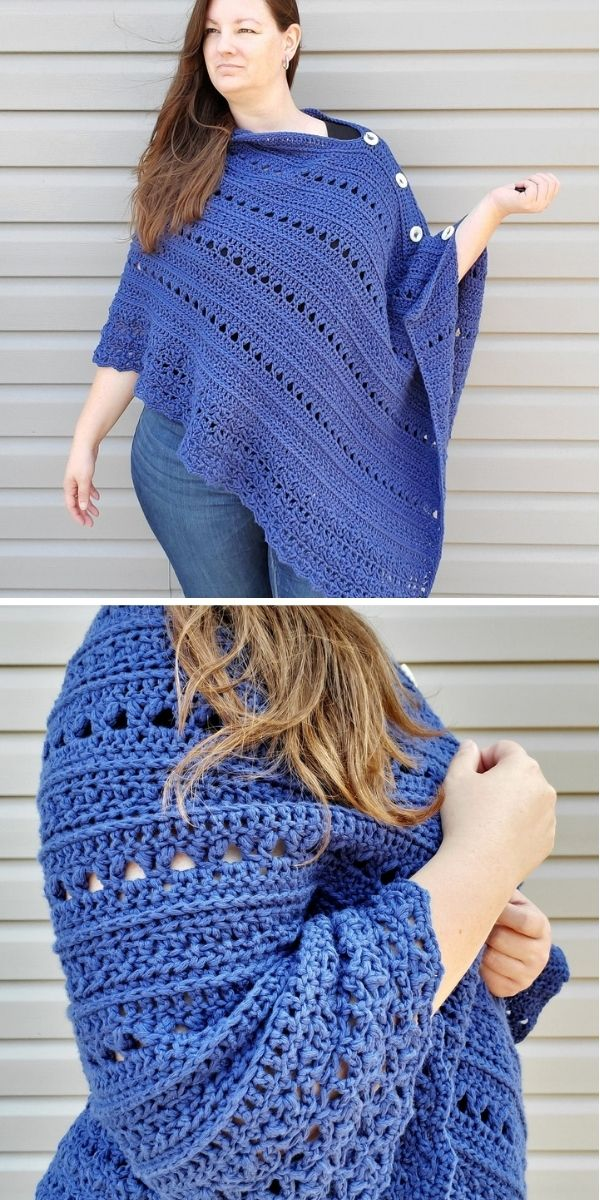 Transitions Poncho