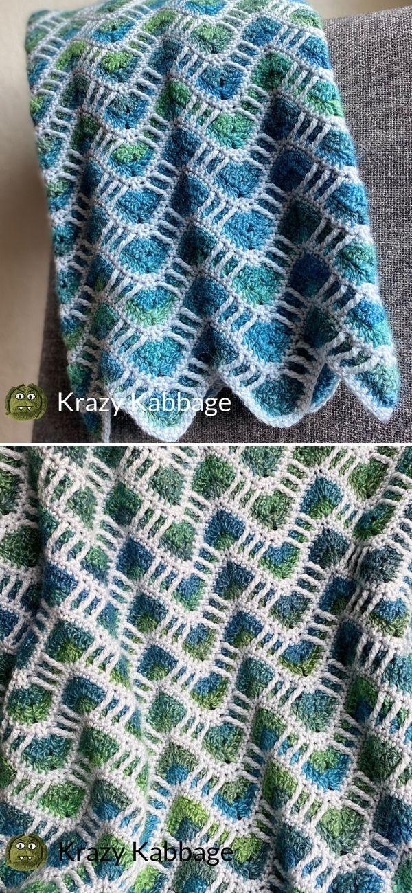 Cascade Blanket