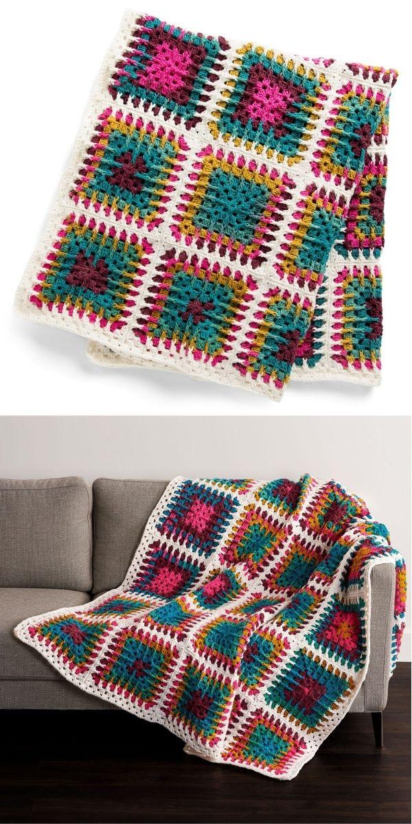 Crochet along 2021