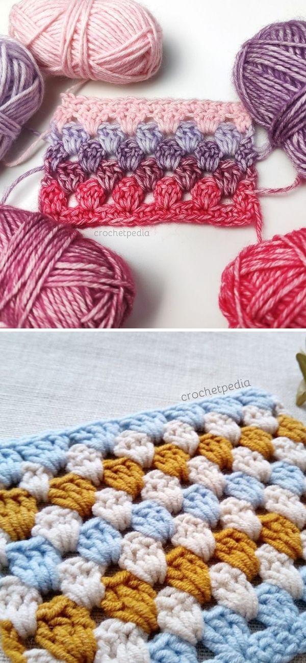 Granny Stripe Stitch