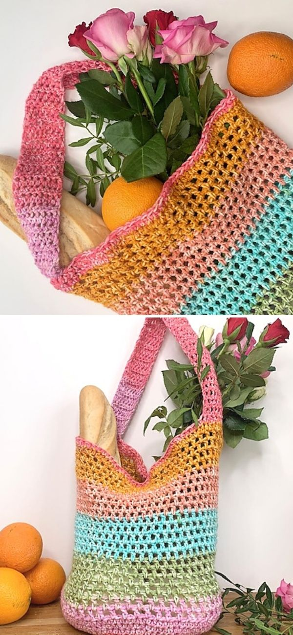 All Meshed Up Bag