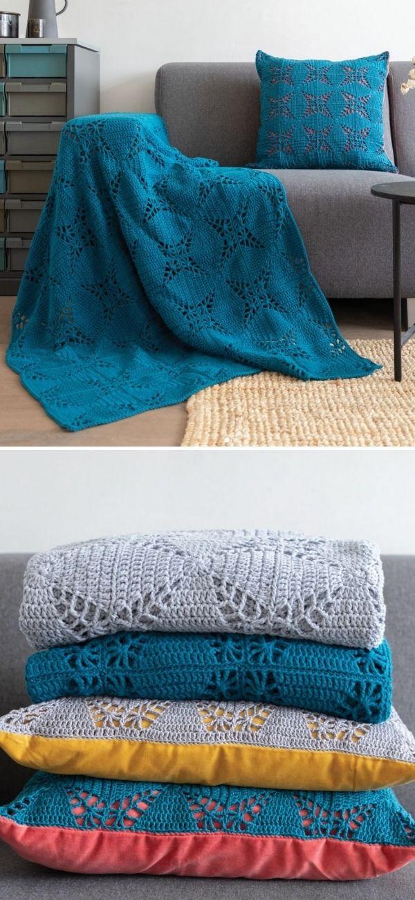 Lucky Star Blanket