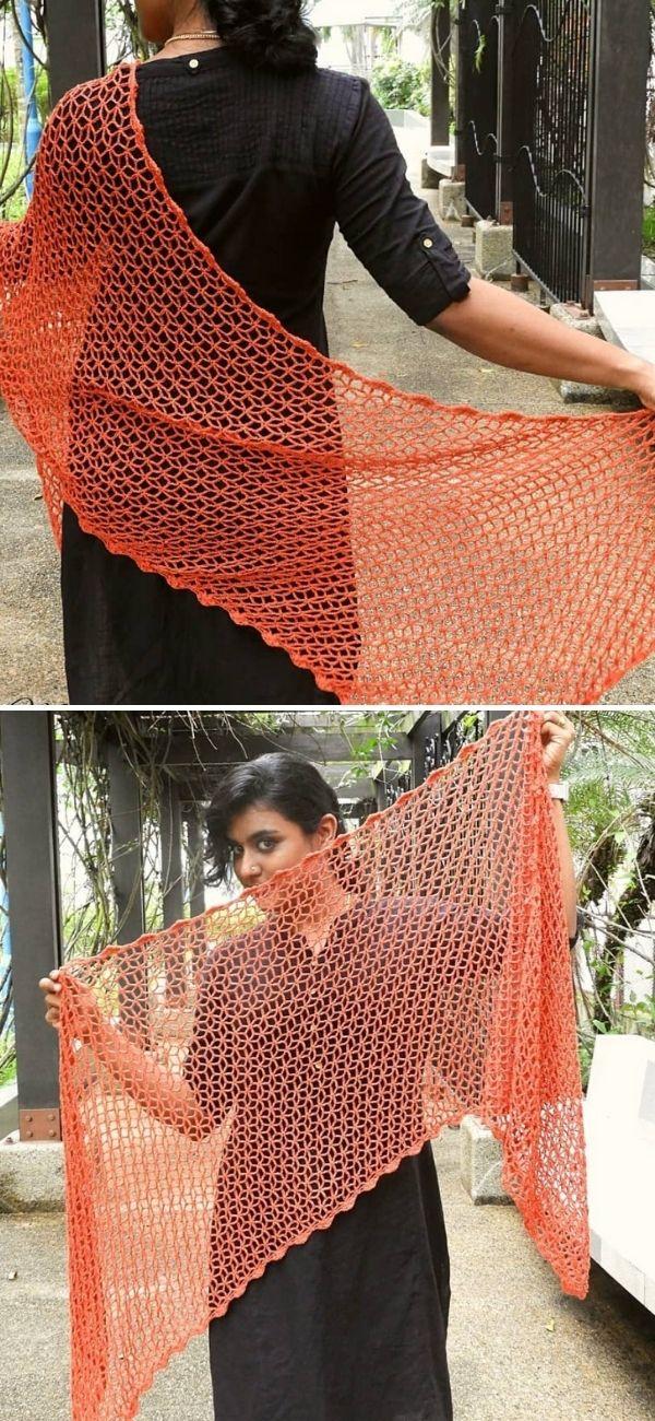 Pentas shawl