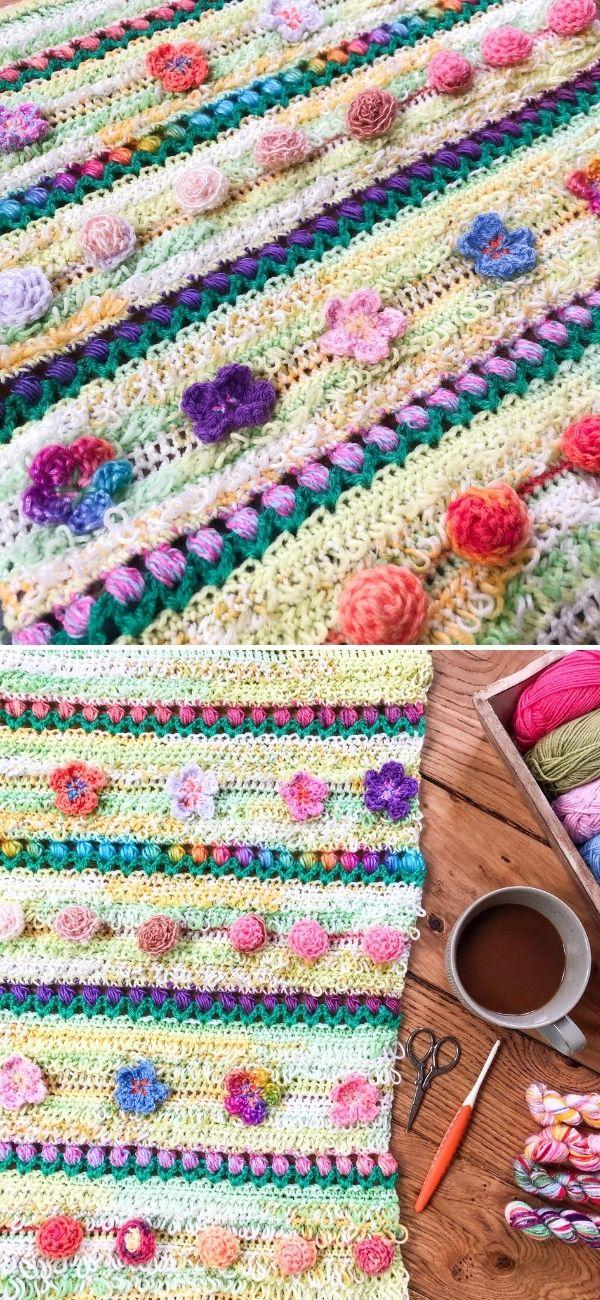 Spring Meadow Blanket