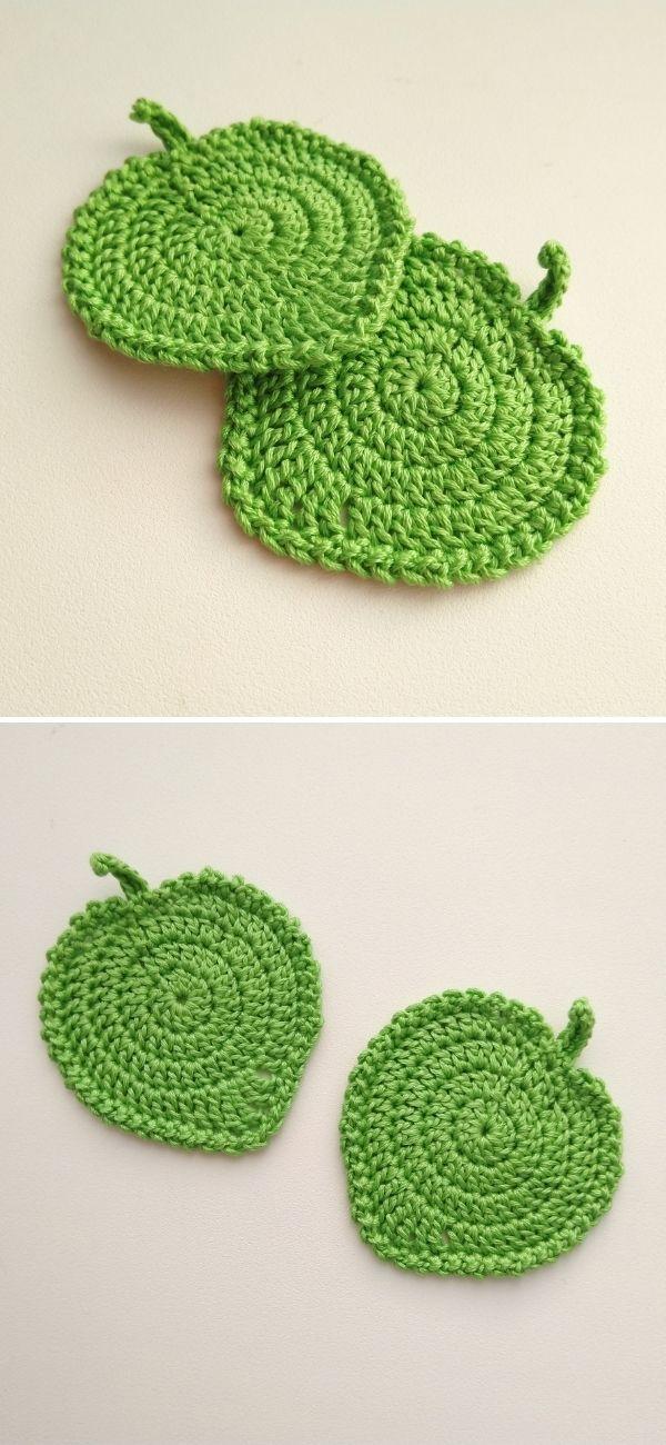 6.Leaf Coasterjpg