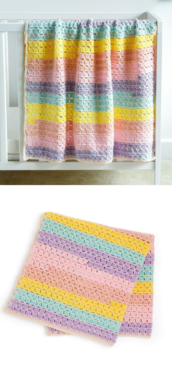 Tiles for Miles Baby Blanket 2